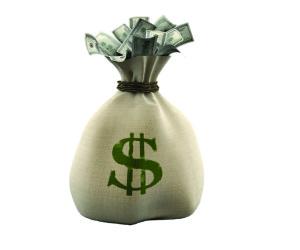 dinheiro...